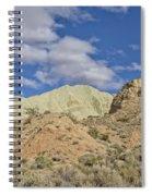 Rainbow Basin Spiral Notebook