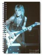 Randy Rhoads Spiral Notebook