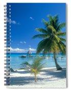 Rangiroa Atoll, Kia Ora Spiral Notebook