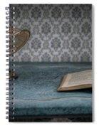 Reading Light Spiral Notebook