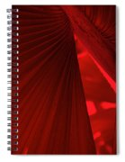 Red As Blood Spiral Notebook