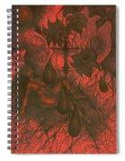 Red Hell  Spiral Notebook