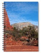 Red Rock Country Spiral Notebook