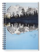 Reflection Lake Spiral Notebook