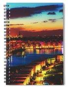 Reflections Of Dortmund Spiral Notebook