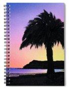 Refugio Point 1 Spiral Notebook