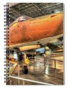 Republic F-105, Thunderchief Spiral Notebook