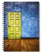 Retro Room Spiral Notebook