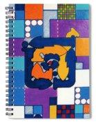 Rfb0567 Spiral Notebook