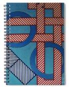 Rfb0625 Spiral Notebook