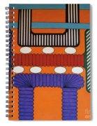 Rfb0634 Spiral Notebook