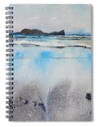 Rhossili Bay, Wales Spiral Notebook