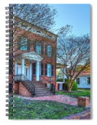 Riddicks Folly House Museum  Spiral Notebook
