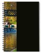 River Cam Spiral Notebook