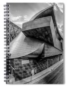 Roanoke Virginia City Skyline In The Mountain Valley Of Appalach Spiral Notebook