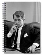 Robert Kennedy  Spiral Notebook