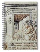 Roger Bacon (1214?-1294) Spiral Notebook