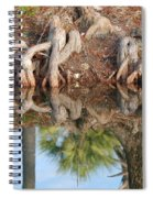 Rooted Reflections Spiral Notebook