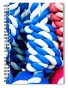 Rope Toys Spiral Notebook
