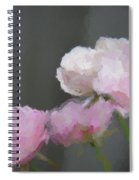 Roses - Bring On Spring Series Spiral Notebook