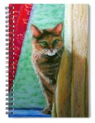 Rosy In Color Spiral Notebook