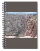 Royal Gorge Bridge Spiral Notebook