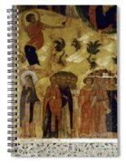 Russia: Icon Spiral Notebook