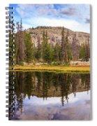Ruth Lake Trail Spiral Notebook