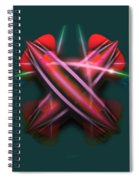Sabre Dance Spiral Notebook