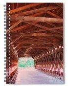 Sachs Bridge Spiral Notebook