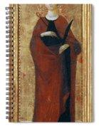 Saint Apollonia Spiral Notebook