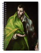 Saint James The Greater Spiral Notebook