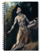 Saint Jerome Spiral Notebook