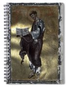 Saint Luke Spiral Notebook