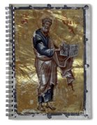 Saint Matthew Spiral Notebook