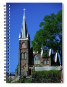 Saint Peter's Roman Catholic Church In Harpers Ferry Spiral Notebook