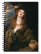 Saint Rosalie Spiral Notebook