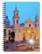 Salta, Argentina Spiral Notebook