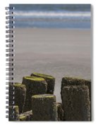 Salty Shores Spiral Notebook