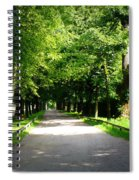 Salzburg Lane Spiral Notebook
