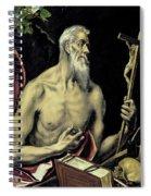 San Jeronimo Spiral Notebook