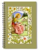 Sandersonruth Saints25 Sj Ruth Sanderson Spiral Notebook
