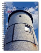 Sandy Neck Lighthouse Spiral Notebook