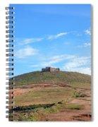 Santa Barbara Castle - Lanzarote Spiral Notebook