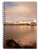 Sao Roque At Sunrise Spiral Notebook