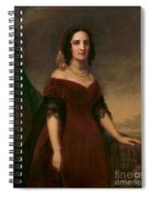 Sarah Polk, First Lady Spiral Notebook