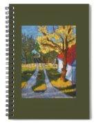 Saturday Morning Spiral Notebook