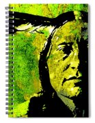 Scabby Bull Spiral Notebook
