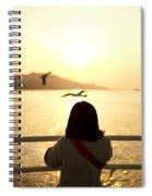 Scenic Spiral Notebook