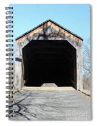 Schofield Ford Covered Bridge Spiral Notebook